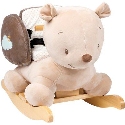 Bascule basile l'ours Nattou