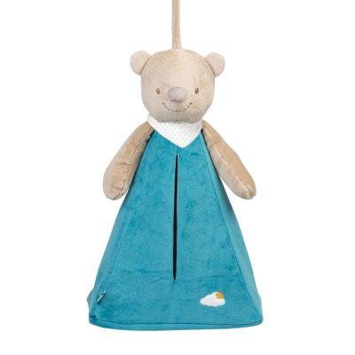 Range pyjama basile l'ours Nattou