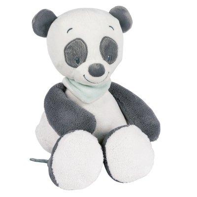 Peluche bébé panda loulou Nattou