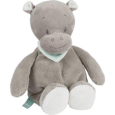 Peluche bébé hippopotame hippolyte Nattou