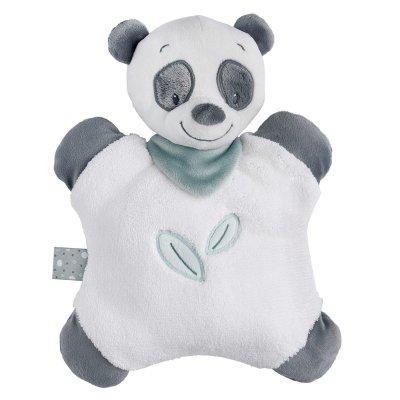 Doudou flatsie panda loulou Nattou