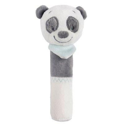 Hochet cri-cri panda Nattou