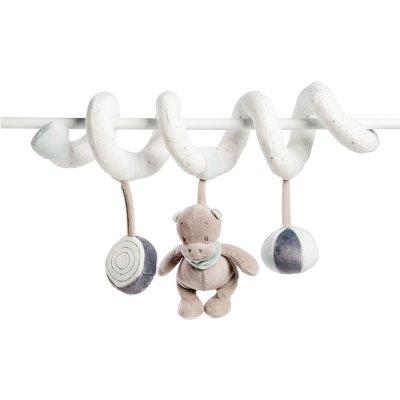 Jouet de lit bébé spirale lea, loulou & hippolyte Nattou