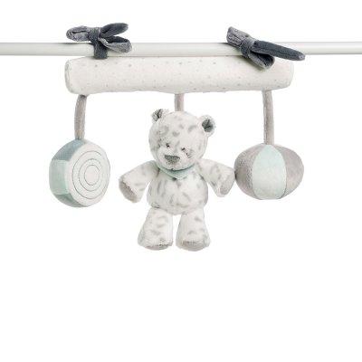 Jouet de lit bébé maxi toys lea, loulou & hippolyte Nattou