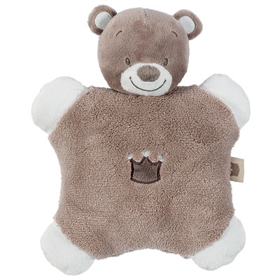 Doudou flatsie l'ours tom Nattou
