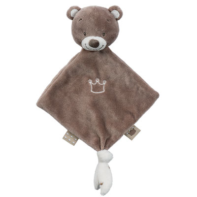Mini doudou l'ours tom Nattou