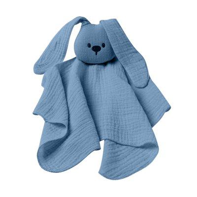 Doudou lange lapidou blue jean Nattou
