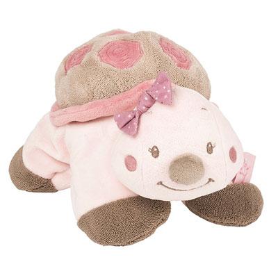 Peluche bébé la tortue lili Nattou