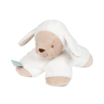 Peluche bébé tim le mouton 28cm Nattou