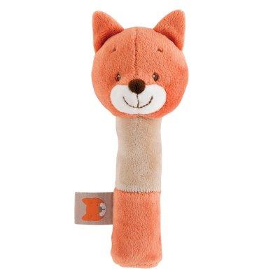 Hochet cri-cri oscar le renard Nattou