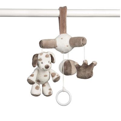 Mini-mobile bébé le chien max Nattou