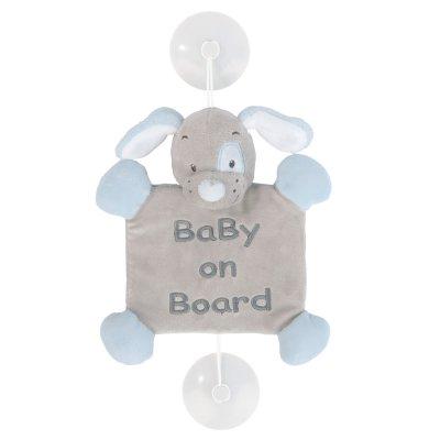 Signalétique baby on board sam le mouton Nattou