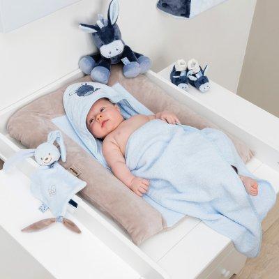 Sortie de bain alex et bibou Nattou