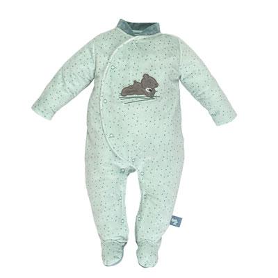 Pyjama bébé l'ours jules Nattou