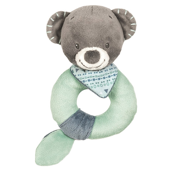Hochet l'ours jules Nattou