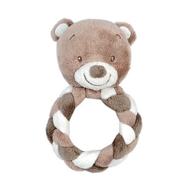 Hochet l'ours tom Nattou