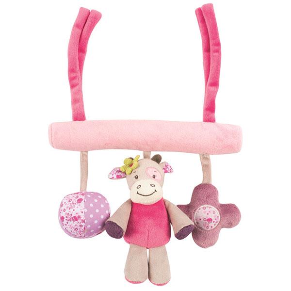 Jouets de lit bébé maxi toy alizée Nattou
