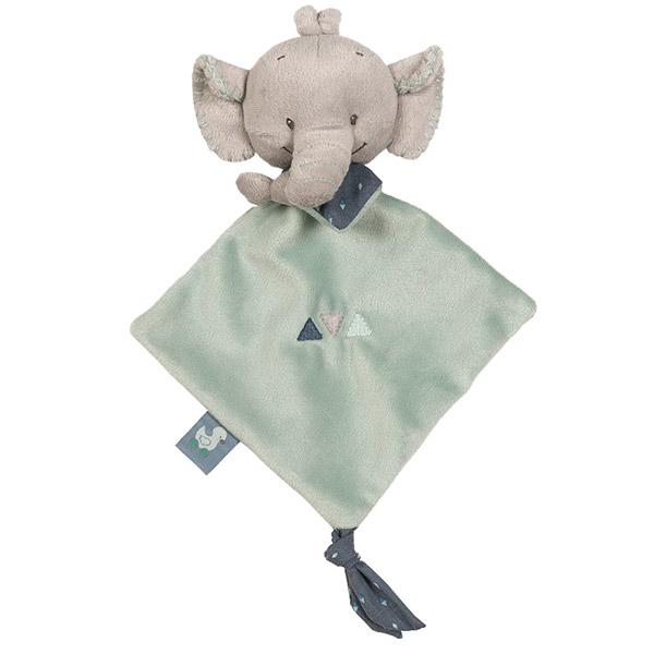 Mini doudou l'éléphant jack Nattou