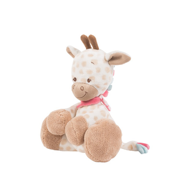 Peluche bébé la girafe charlotte Nattou