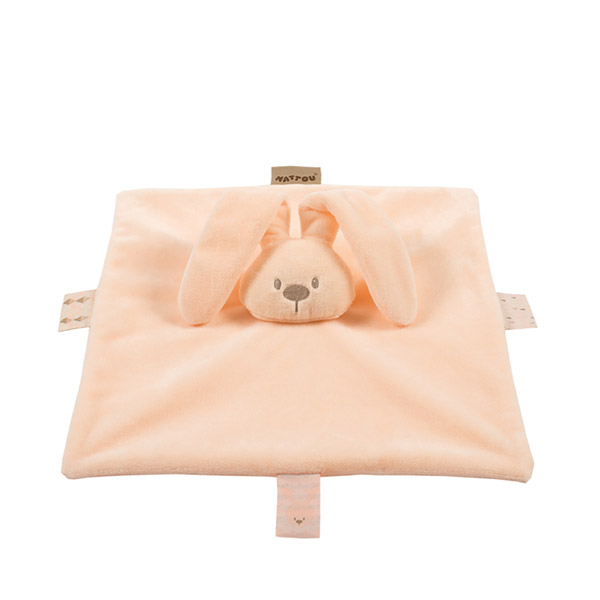 Doudou lapidou orange Nattou