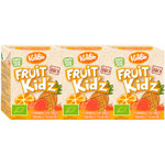 Fruit kid's - cocktail fruits jaunes (tetra) 3x20 cl (kalibio) pas cher