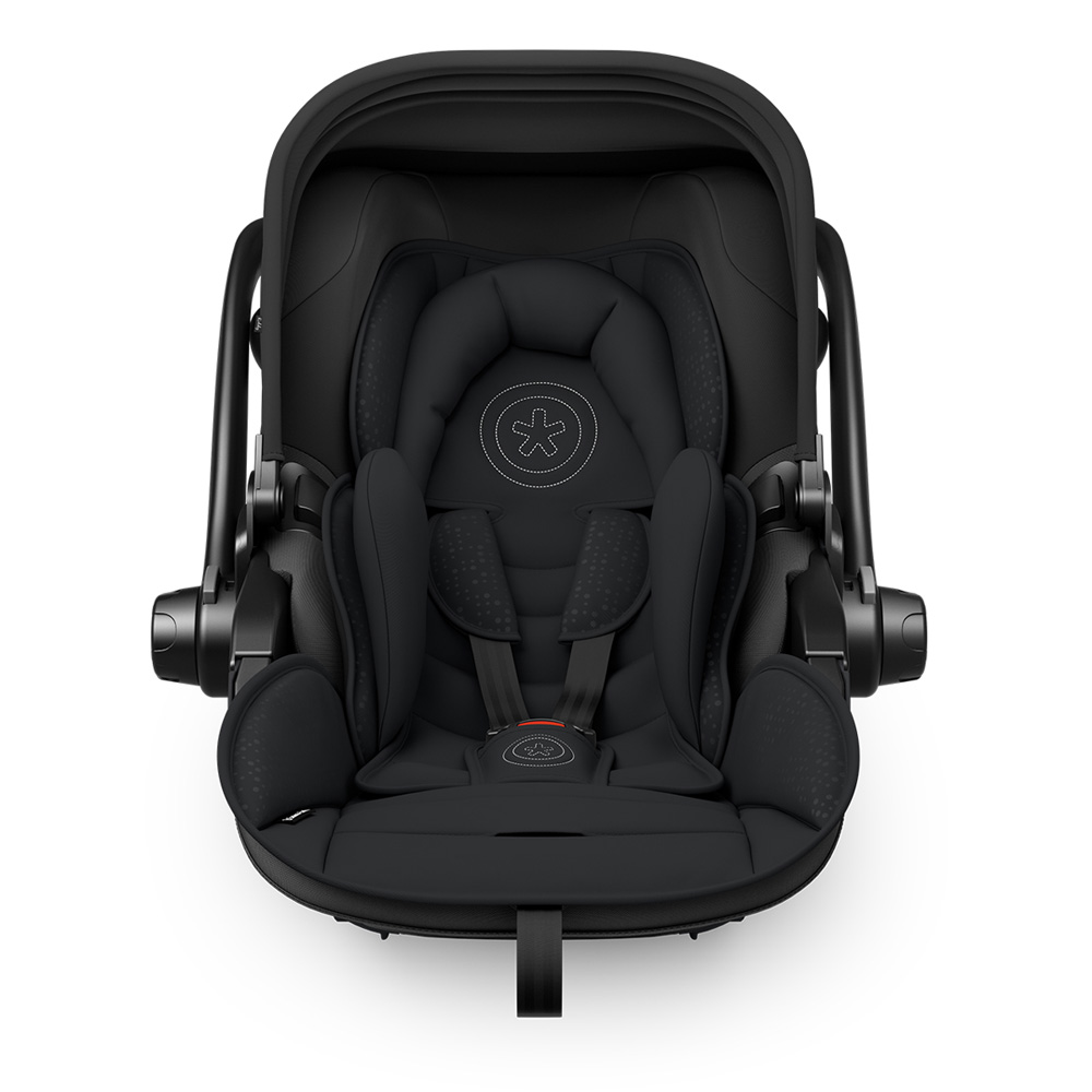 si ge auto evoluna i size2 avec base isofix mystic black groupe 0 de kiddy sur allob b. Black Bedroom Furniture Sets. Home Design Ideas