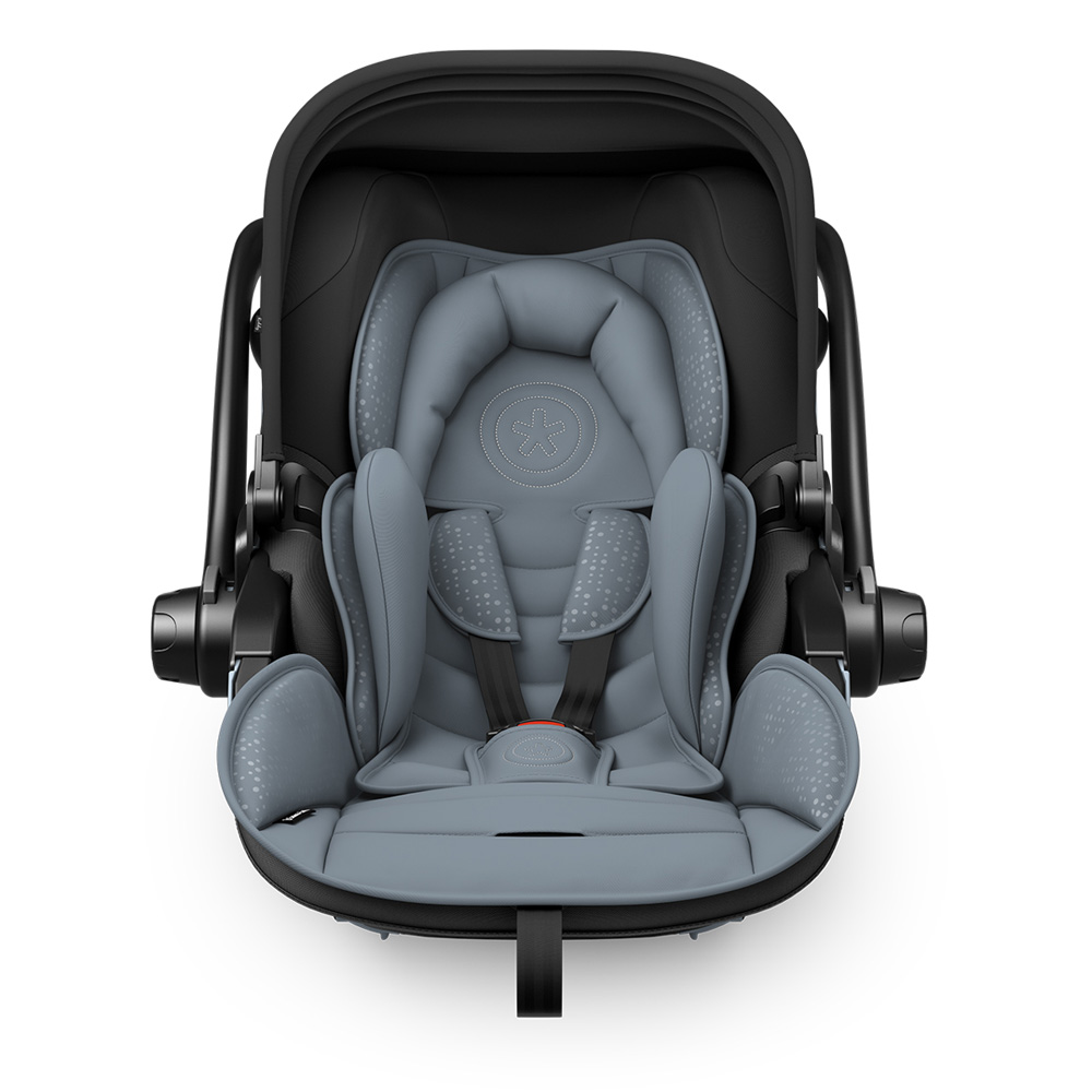 si ge auto evoluna i size2 avec base isofix polar grey groupe 0 de kiddy sur allob b. Black Bedroom Furniture Sets. Home Design Ideas