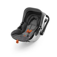 Siège auto evoluna i-size+base isofix heritage collection - groupe 0+