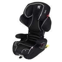 Siege auto cruiserfix pro racing black - groupe 2/3