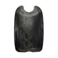 Plaque dorsale décorative pour poussette evostar light 1 black snake