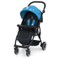 Poussette canne urban star summer blue