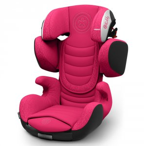 Siège auto cruiserfix 3 berry pink - groupe 2/3