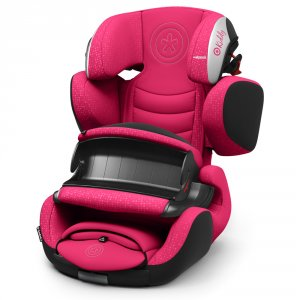 Siège auto guardianfix 3 berry pink - groupe 1/2/3