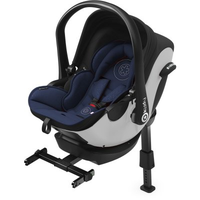 Siège auto evoluna i-size avec base isofix night blue- groupe 0+ Kiddy