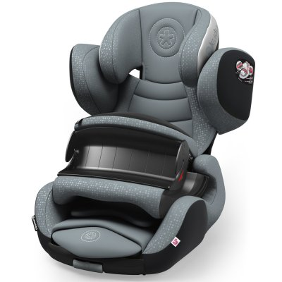 Siège auto phoenixfix 3 steel grey - groupe 1 Kiddy