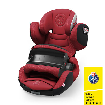 Siège auto phoenixfix 3 ruby red - groupe 1 Kiddy