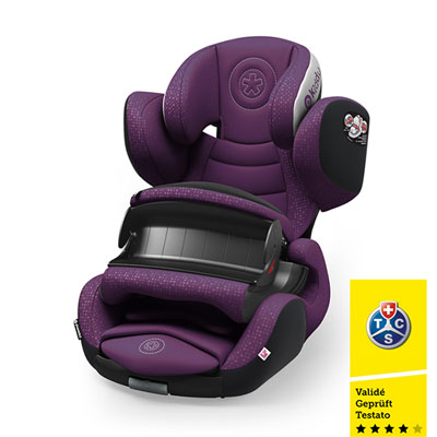 Siège auto phoenixfix 3 royal purple - groupe 1 Kiddy