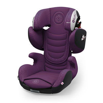 Siège auto cruiserfix 3 royal purple - groupe 2/3 Kiddy