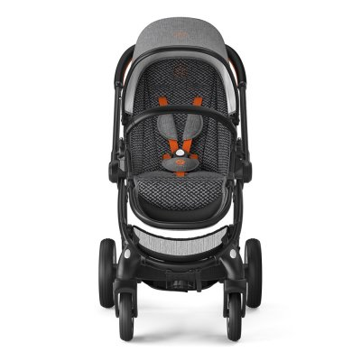 Poussette 4 roues evostar heritage collection Kiddy