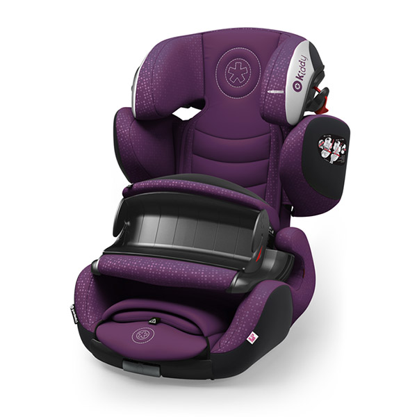Siège auto guardianfix 3 royal purple - groupe 1/2/3 Kiddy