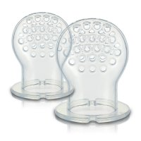 Lot de 2 tétines pour food feeder