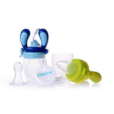 Starter pack lime/aquamarine Kidsme