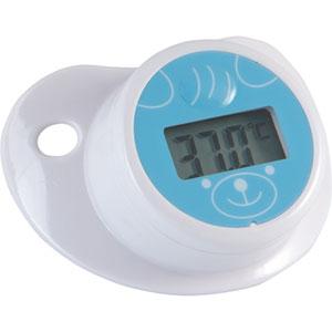 Thermomètre bébé tétine