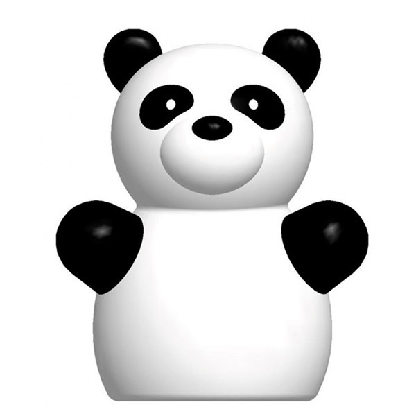 Veilleuse bébé rechargeable musicale panda Lbs medical