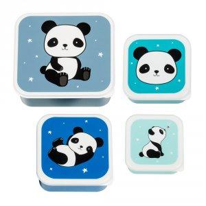 Boîte à goûter panda