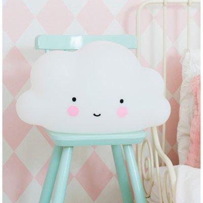 Grande lampe nuage A little lovely company