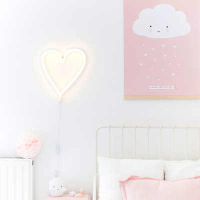 Lampe neon A little lovely company