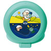 Indicateur de temps portable globetrotteur kid sleep vert Kid sleep