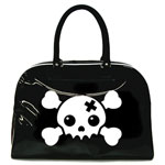 Sac à langer rock and roll black pas cher