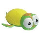 Veilleuse bébé tortue jaune/vert pas cher